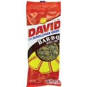 David Sunflower Seeds 72/Pack 1.6 Oz Barbeque