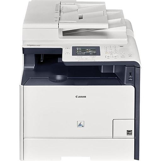 Canon Color imageCLASS MF726CDW All-In-One Laser Printer (MF726CDW)
