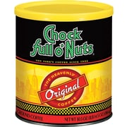 Chock full o' Nuts® Original Roast Ground Coffee, Regular, 30.5 oz. Can