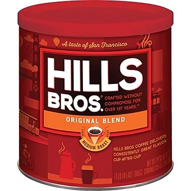 Hills Bros.® Ground Coffee, Regular, 30.5 oz. Can