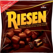 Riesen® - Caramels enrobés de chocolat, 245 g