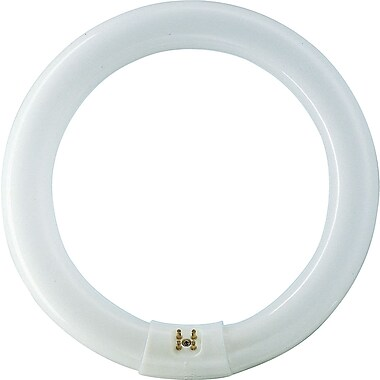 Philips Fluorescent Light Bulb, T9, 32 Watts, Cool White, 12