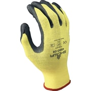Best Manufacturing Company Gray & Yellow Cut Resistant 1 Pair Ultimate Gloves, M