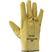 Showa Best® N-DEX® 7005 Nitrile Lightly Powdered Disposable Gloves, XL