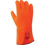 Best Manufacturing Company Orange 1 Pair Super Flex Glove