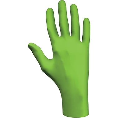 Best Manufacturing Company Green Cut Resistant PowderFree Disposable Glove, M