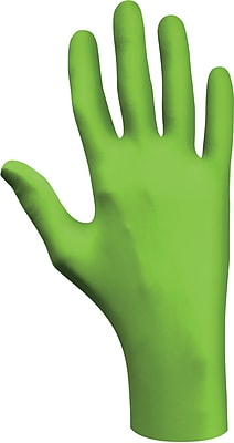 Best Manufacturing Company Green Cut Resistant PowderFree Disposable Glove, L