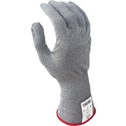 Best Manufacturing Company Gray Fully Launderable 1 Pair Gloves With Seamless Knit Wrist