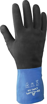 Best Manufacturing Company 12/Pack Master Neoprene Over Natural Glove, XL