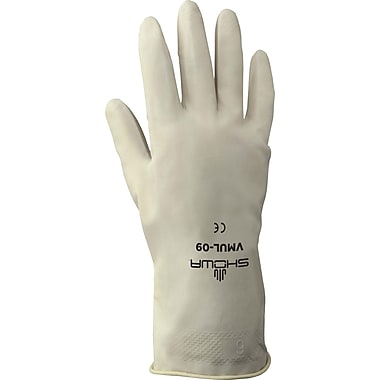 Best Manufacturing Company Amber 12/Pack Gloves, Size 9