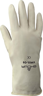 Best Manufacturing Company Amber 12/Pack Gloves, Size 10