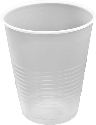 Dart Conex Translucent Plastic Cold Cups, 5 oz., 2,500/Case 655091