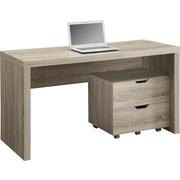 Whalen Manning Desk & Rolling Storage