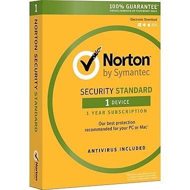 Norton Security Standard (1 User)
