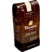 Panera Ground Coffee, Dark Roast, 12 Oz Bag