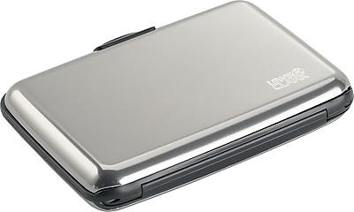 Aluminum Wallet Silver