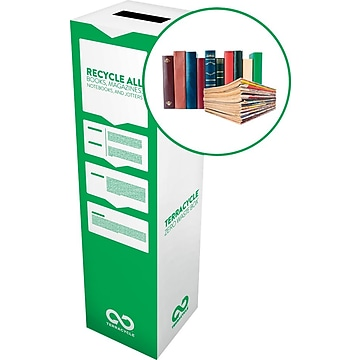 Books; Magazines, Notebooks & Jotters Zero Waste Box - Small
