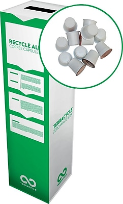 Coffee Capsules Zero Waste Box - Large