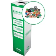Kitchen Separation Zero Waste Box - Large