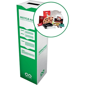 Plastic Packaging Zero Waste Box - Small