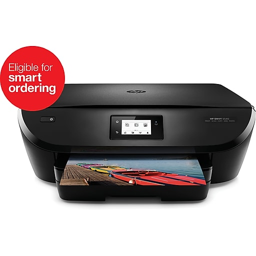 HP ENVY 5540 Color Inkjet All-In-One Photo Printer (K7C85A)
