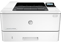 HP® LaserJet Pro M402dw Black and White Laser Single-Function Printer