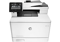 HP® Jet Pro MFP M477fdw Color Laser Printer