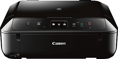Canon PIXMA MG6820 Inkjet All-in-One Printer Black (0519C002AA)