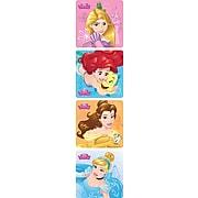 SandyLion Disney Princess Stickers, 250 per Roll, Assorted Colors, 2.5'' Diameter (MM8001)