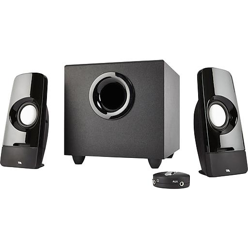 Cyber Acoustics CA-3050 Curve.Blast Speaker