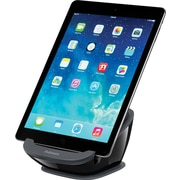 I-SPIRE SERIES TABLET SUCTION STAND - BLACK
