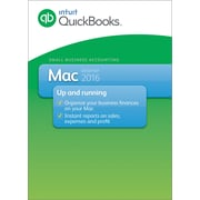 QuickBooks 2016 for Mac (1 User) [Download]