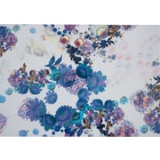 Cynthia Rowley Wallpaper, Cosmic White Floral