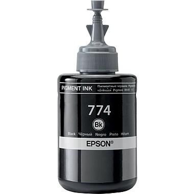 Epson® - Bouteille d'encre EcoTank (T774120-S), noir