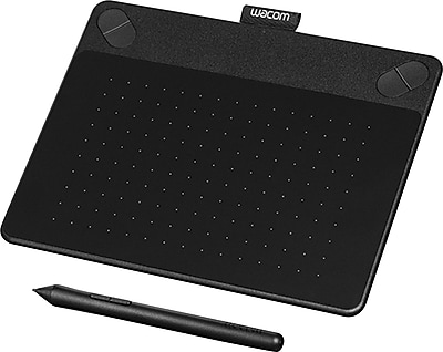 Wacom Intuos Photo Pen And Touch Tablet Small Black Staples