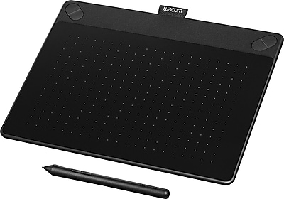 Wacom Intuos Art Pen and Touch Tablet - Medium Black