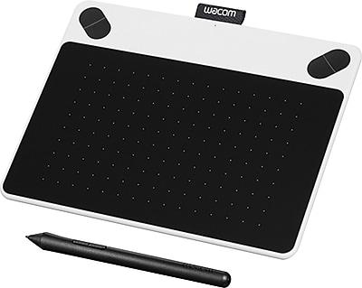Wacom Intuos Draw Creative Pen Tablet - Small White