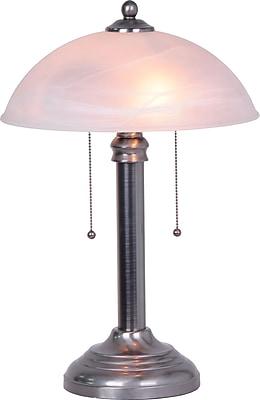 Dual Socket Table Lamp