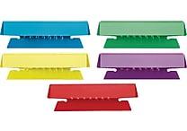 Staples® Hanging Folder Tabs, 3-1/2', 50/Pack (492917)