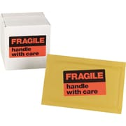"""Avery(R) Fragile - Handle with Care Mailing Labels 5283, 3"""" x 5"""", Pack of 40"""