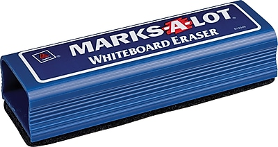Avery Marks-A-Lot® Everbold™ Whiteboard Eraser, 1 1/4