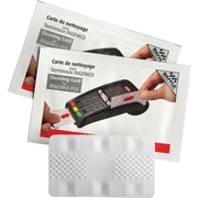 Ingenico Card Terminal Cleaning Card featuring Waffletechnology, 40 Cards per box