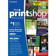 The Printshop v4 Deluxe with Bonus Everything PDF (1 User) [Boxed]