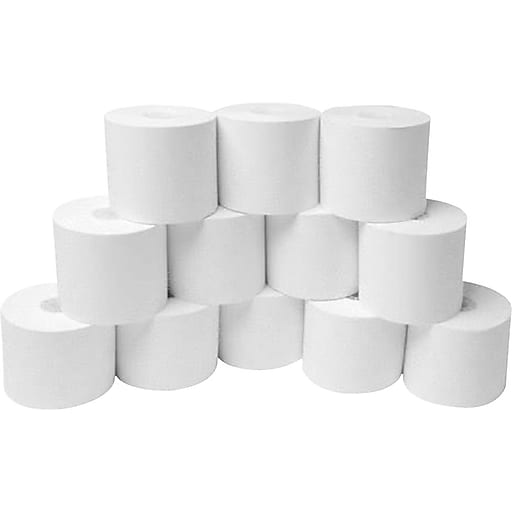"Alliance POS Rolls, 3-1/4"" x 125', Thermal, 50/Ctn"