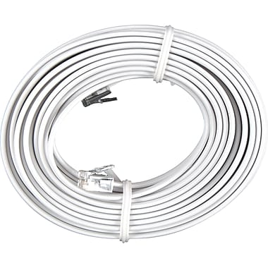 Power Gear Telephone Line Cord (25 ft.)