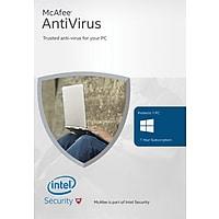 McAfee Antivirus Basic 1 PC for