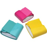 "Post-it® Pop-up Note Dispenser for 3"" x 3"" Notes, Assorted Colors (WD-330-COL)"