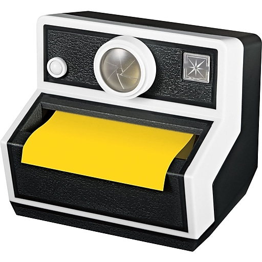 """Post-it® Pop-up Camera Dispenser, for 3"""" x 3"""" Notes (CAM-330)"""