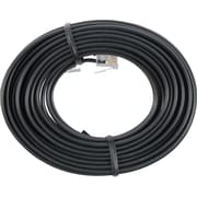 GE 15' Line Phone Cord (Black)