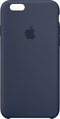Apple iPhone 6s Silicone Case, Midnight Blue